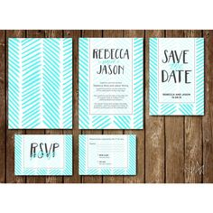 Another gorgeous and fully customisable set of #wedding stationery uploaded to my website!  www.jessmatthewsdesign.com  #design #lettering #typography