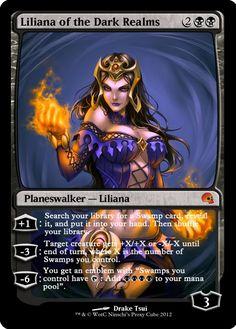 liliana of dark realms