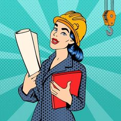 Woman Engineer in Helmet with Documents. Mechatronics Engineering, Petroleum Engineering, Engineering Design Process, Environmental Engineering, Chemical Engineering, Electronic Engineering, Industrial Engineering, Aerospace Engineering, Computer Engineering
