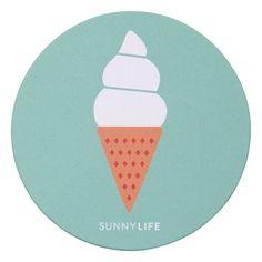 Coasters - Ice Cream