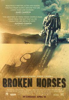 Vidhu Vinod Chopra's Hollywood venture Broken Horses to be released globally as a novel! #BrokenHorses