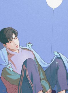 Funny Iphone Wallpaper, Bts Wallpaper, Foto Bts, Kpop Drawings, Namjoon, Bts Chibi, Bts Fans, Kpop Fanart, My Escape