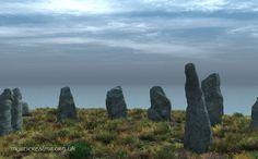 Giant Stones of Monmouth