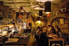36 Hours in Porto, Portugal - via The New York Times 28.01.2016 | From its stunning Beaux-Arts station to its cool bars serving Porto's signature drink, this charming city combines the best of old and new. Photo: Cozy Trasca offers petiscos (the Portuguese version of tapas). RePinned by : www.powercouplelife.com