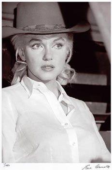 Resultado de imagen para Marilyn con sombrero texano