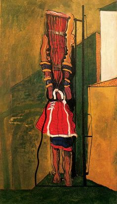 "artist-ernst: "" Chimera via Max Ernst Medium: collage, gouache, indian ink, paper"" Max Ernst, Alberto Giacometti, Joan Miro, Pablo Picasso, John Heartfield, Hans Richter, Dada Movement, Francis Picabia, Rene Magritte"