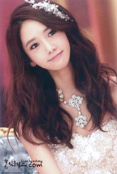 Yoona postcard SNSD Girls Generation Mr Mr