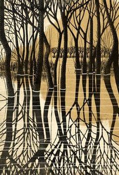 Ray Morimura Japanese woodcut - Google Search