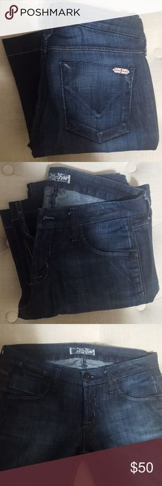 Hudson Blue Denim Gently worn Hudson Jeans Jeans Boot Cut
