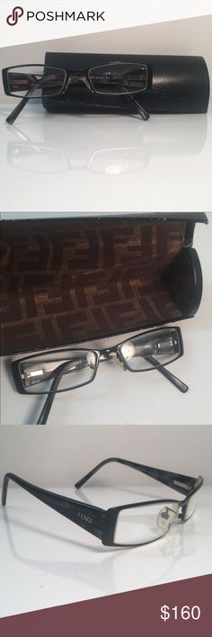 AUTHENTIC 🇮🇹 FENDI 602 EYEGLASSES PRESCRIPTION AUTHENTIC FENDI 602 EYEGLASSES PRESCRIPTION LENSES 🇮🇹 This Fendi Eyewear collection are not to be missed - luxurious and ultra-feminine - this style will bring out the glamour in everyone. Fendi Accessories Glasses