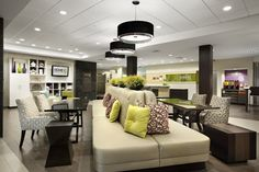 Carol Liška Design: Professional Work: Home2 Suites By Hilton in West Valley City, UT