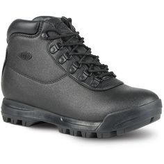 With a durable scuff-proof design, these Lugz Torque boots are built to  handle whatever the workday brings you.