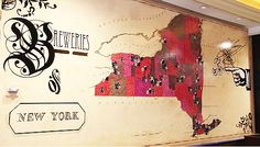 NYS Brewery Map!