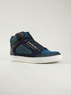 Lanvin - Paneled Sneakers