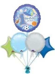 1st Birthday All Stars