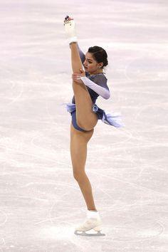 Evgenia Medvedeva PyeongChang 2018 Olympics