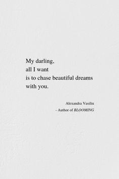 All I Want | Alexandra Vasiliu