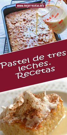 Bolo Tres Leches, Tres Leches Recipe, Chocolate Tres Leches Cake, Vegan Mexican Recipes, Vegan Junk Food, Dessert Cake Recipes, Summer Desserts, Desert Recipes, Yummy Cakes