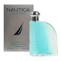 Nautica Classic for Men by Nautica 3.4 oz 100ml EDT Spray by NAUTICA, http://www.amazon.com/dp/B0020MMCJI/ref=cm_sw_r_pi_dp_-VnLrb08WKYHZ