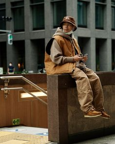 Dope Fashion, Mens Fashion, New Outfits, Fashion Outfits, Baggy Clothes, Luanna, Skate Style, Cool Style, My Style