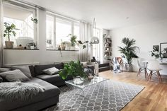 Scandinavian apartment - FLOORPLAN gravityhomeblog.com - instagram - pinterest - bloglovin