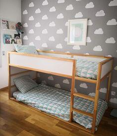 11 ideas para personalizar la cama-litera Kura de Ikea - maternidades.es