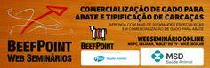 BeefPoint convida: Webseminário online Comercialização de gado para abate