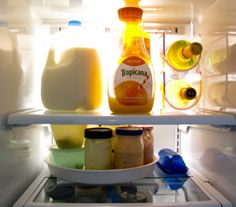My project for today was to clean out and organize the fridge. I'll need some plastic baskets in various sizes. I think I hav...