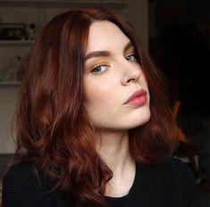 Dark Red Velvet - 50 Shades of Burgundy Hair Color: Dark, Maroon, Red Wine, Red Violet - The Trending Hairstyle Dark Orange Hair, Burgundy Hair, Reddish Brown Hair, Hair Color And Cut, Hair Color Dark, Hair Color Auburn, Short Auburn Hair, Henna Hair, Haircuts For Fine Hair
