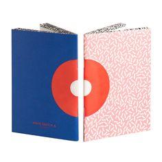 Super Donut Pocket Notebook Set by Write Sketch &