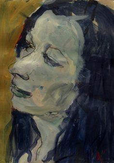 Barbara Kroll (German) - Selfie, 2016