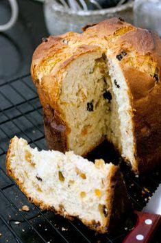 La Cucinetta: Panettone e arrego