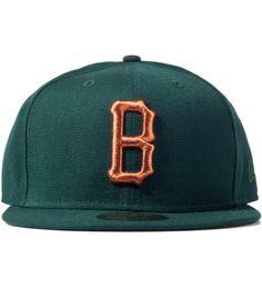 Black Scale Green Vndercvmo B Logo New Era Cap 9d2de7af4153