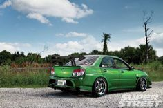 2006 Subaru WRX TR - Super Street Magazine
