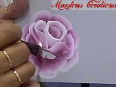 PINCELADAS PINTURA DECORATIVA - YouTube