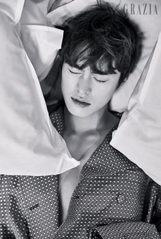 Gong Myung talks about his dating style, personality, and more in 'Grazia'   allkpop.com