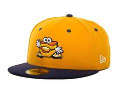 a3730bd5134 Montgomery Biscuits New Era MiLB AC 59FIFTY Cap Minor League Baseball