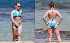 Scarlett Johansson without photoshop