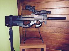 FN P90 magazynek Low-Cap