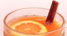 Cinnamon Spiced Apple Juice