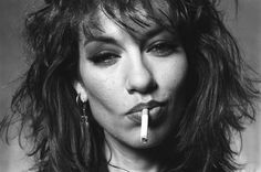 Katey Sagal by Norman Seeff