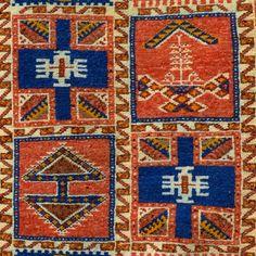 Tapis marocain berbère tazenakht