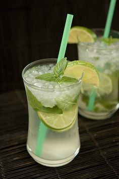 Mojitos , Drinks, bebidas, latin food, Cuba