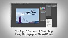 Captain iDavid  The Top 15 Features of Photoshop Every Photographer WillEnjoy