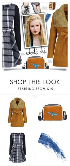 """Eclectic Chic"" by mahafromkailash ❤ liked on Polyvore featuring Eyeko"