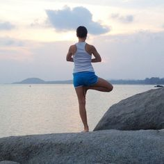Read about the benefits of yoga here!