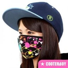 Buy 'iswas – 'COOTERBOY' Printed Mask' with Free International Shipping at YesStyle.com. Browse and shop for thousands of Asian fashion items from South Korea and more!