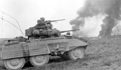M8 Greyhound in action date and place unknown.