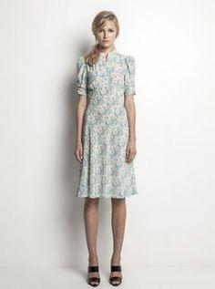 Helen Cherry Crystal Dress (Sky Blue) #HelenCherry