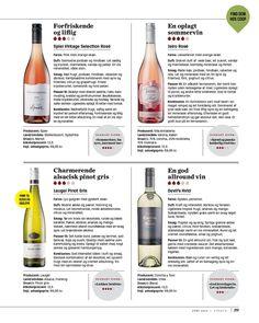 Vin & Co sommerens vine Client: Spier  Media: Vin & Co